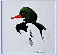 Akvarell av Göran Olausson